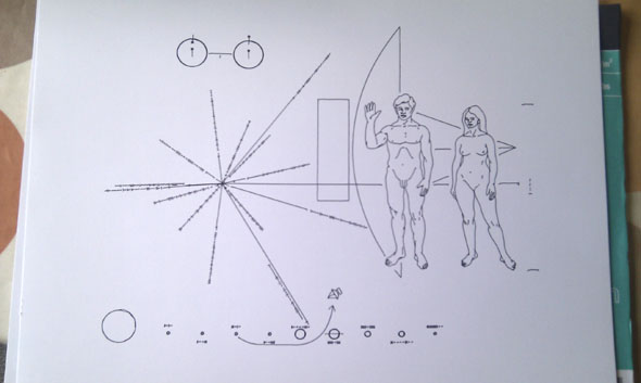 drawbot pioneer plaque plot